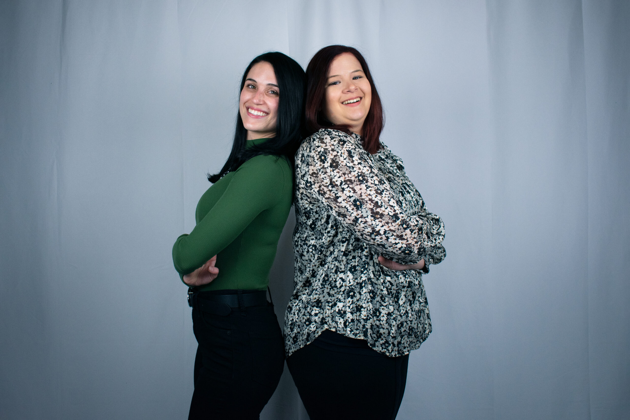 From classmates to colleagues: Ashley & Elise's story