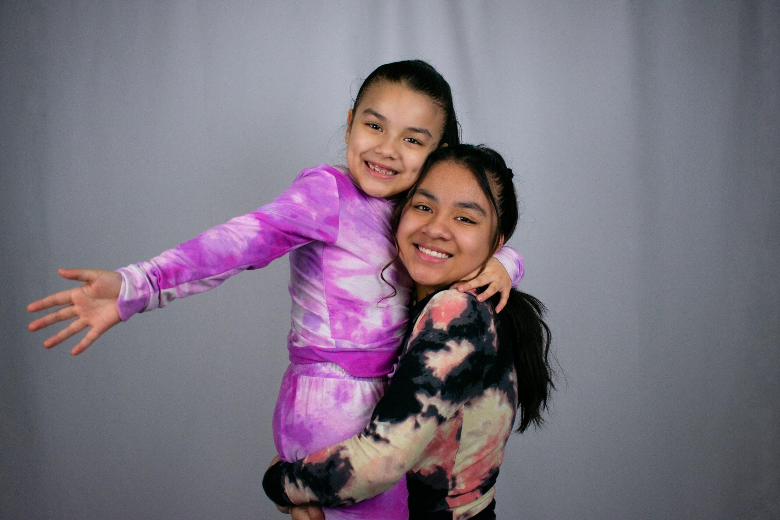 Family Portraits: Alexa & Marifer
